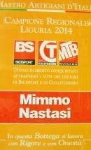 Attestato Campione Regionale Liguria 2014