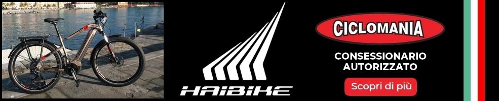 bici elettriche haibike